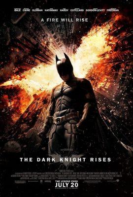 Xem phim Kỵ Sĩ Bóng Đêm Trỗi Dậy – The Dark Knight Rises (2012)