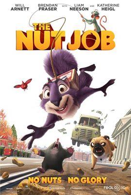 Xem phim Phi vụ Hạt Dẻ – The Nut Job (2014)