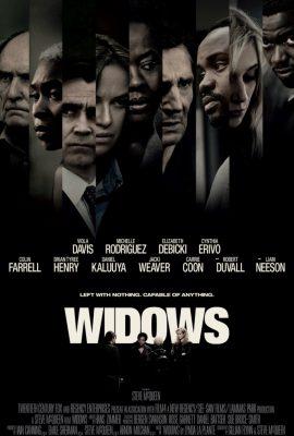 Xem phim Khi Các Góa Phụ Hành Động – Widows (2018)
